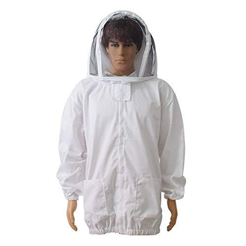 MINGMIN-DZ Dauerhaft Bienenzucht Werkzeuge Bee Anzug Imker Anzug for Bienenzucht Jacke Protect-Baumwollkleidung Bienenzucht Ausrüstung Zu