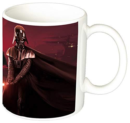 La Guerra De Las Galaxias Star Wars Darth Vader C Taza Ceramica 11 oz ≈ 325 ml