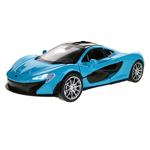 Meilleur cadeau de l'enfant Modèle Cool Racing modèle allié voiture voiture, bleu