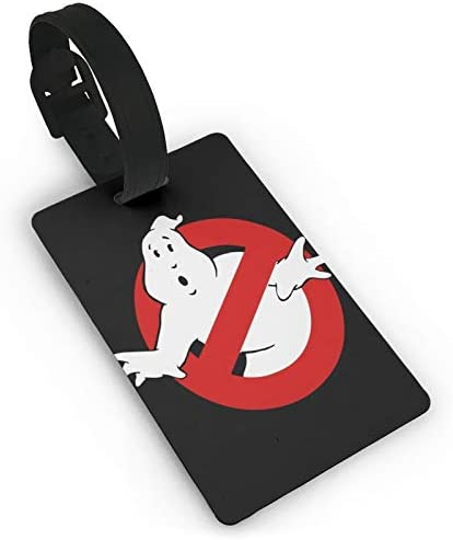 GhostBusters Mooie Veilige Bagage Tags Koffer Bagage Tags VisitekaarthouderTravel ID Bag Tag PVC 22 37 inch