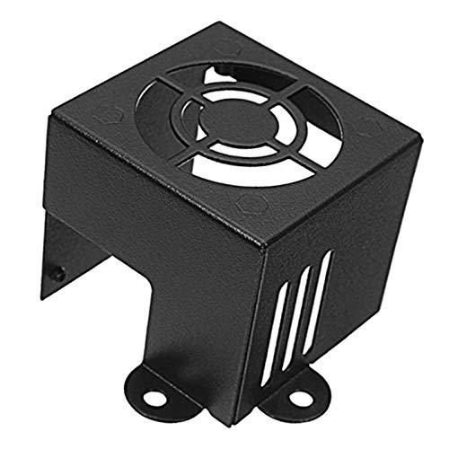oshhni Impresora 3D Cubierta de Ventilador de Refrigeración de Metal DIY para CR-8S Mini