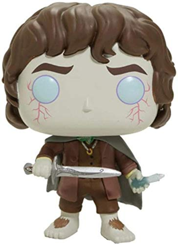 A Generic POP The Lord of the Rings Frodo Balings Figuur 444# Ornamenten Verzameling model-a