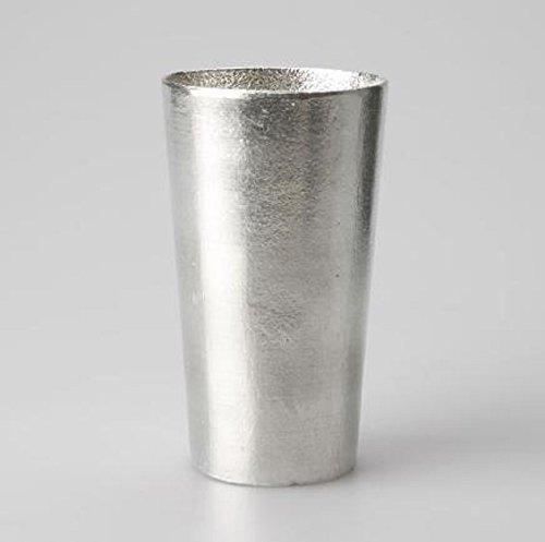 ビアカップ 能作 「 ビアカップ 」 錫100% 【高級】