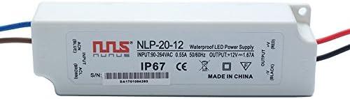 20 Watt 5V Trafo Transformator Netzgerät Netzteil für LED Neon Stripes Streifen
