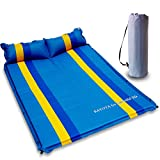 Best Self Inflating Pads - KAYOTA Lightweight Double Self Inflating Sleeping Pad Review