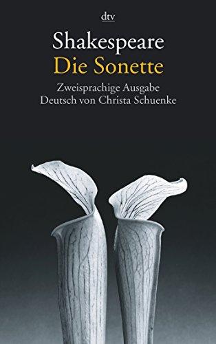Die Sonette: Zweisprachige Ausgabe
