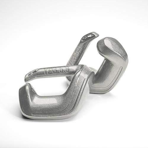 YAB Fitness Kurzhantel 3-in-1 | 5,9 kg | Multifunktional einsetzbare Schwung- und Kurzhantel | Ergonomisches Design, Gelenkschonend | Gusseisen, PVC