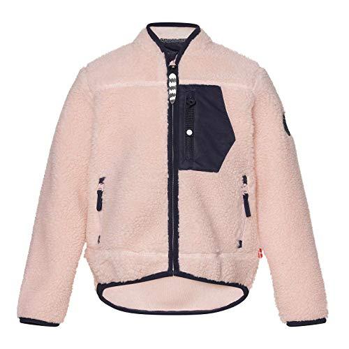 Racoon Unisex-Child Skylar Fleece Jacket, PINK, 134