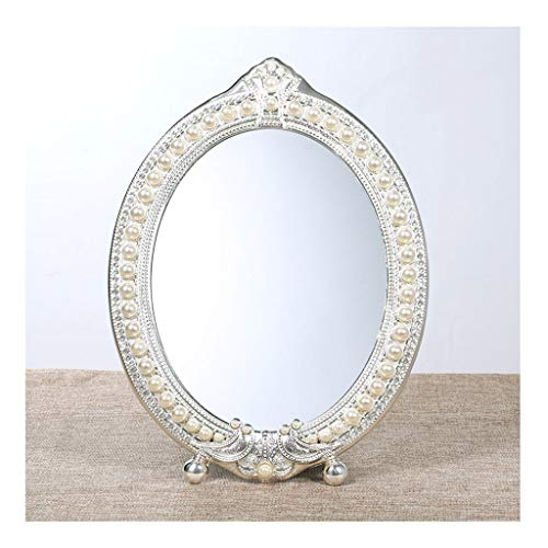 Soarl make-up spiegel op het tafelblad van de Europese stijl Beauty Mirror Princess make-up spiegel wastafel slaapkamer Bedside Hotel Gift