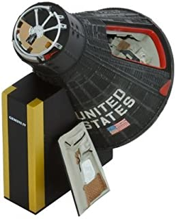 Gemini IV Capsule NASA Second Human Spaceflight Desktop Model Space Aircraft/Museum Quality Collectible Space Aircraft Display Gift Toy by Mastercraft Collection, LLC