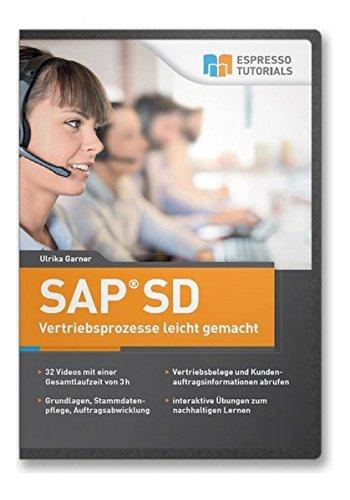 SAP SD - Vertriebsprozesse leicht gemacht, DVD