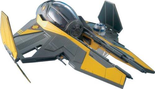 Revell Anakin's Jedi Starfighter Plastic Spacecraft Model Building Kit
