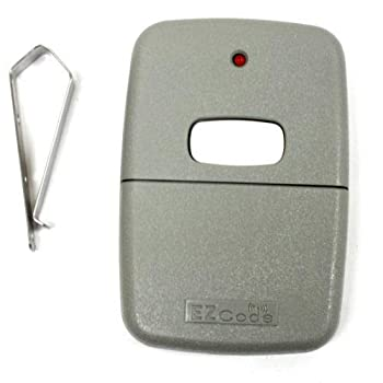 10 Pins Digit Garage and Gate Door Opener Remote Control EZ Code R300 300MHZ