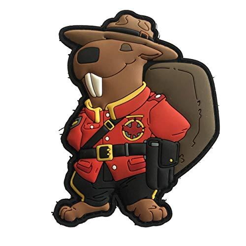 TACOPSGEAR Canadian Mountie Beaver Ranger Patch