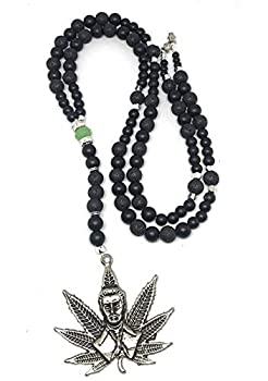 Jesus Malverde's rosary big pendant Rosario de la Jesus Malverde Y style necklace