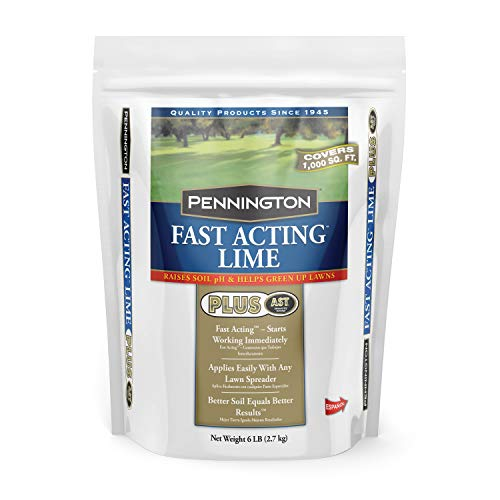 Pennington Fast Acting Lime Soil Amendment, 6 lb