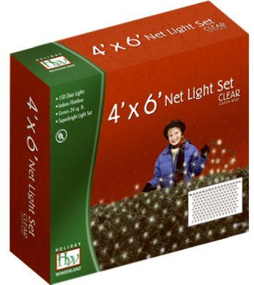 (3) ea Noma/Inliten Holiday Wonderland 48950-88 150 Count 4