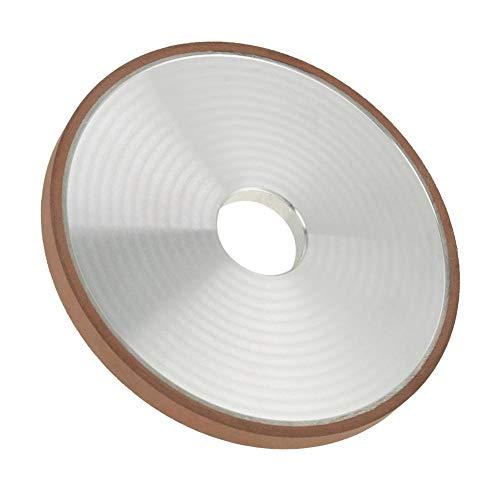 Diamant-Schleifscheibe, 15,2 cm, 150 x 32 x 10 mm, Schleifscheibe, Schleifwerkzeug, Körnung 180 für harte Materialien
