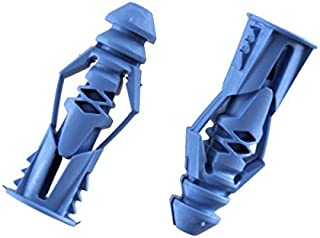 """# 10 (5/16"""" Hole) Triple Grip Anchors (Pack of 12)"""