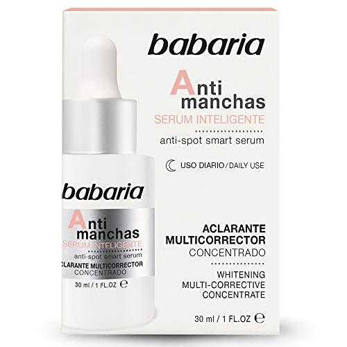 Babaria Serum Inteligente Antimanchas, Blanco, 30 Mililitros