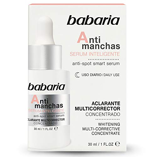 Babaria Serum Inteligente Antimanchas, Blanco, 30 Mililitros