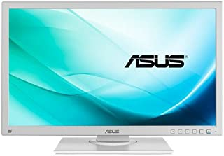 Asus 华硕 BE229QLB-G 54.6 厘米(21.5 英寸)显示器(全高清,DVI,D-Sub,5 毫秒响应时间,Display Port)灰色