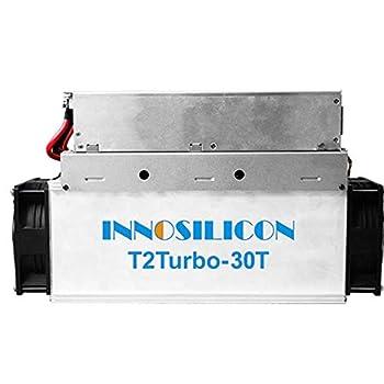 DragonX Innosilicon T2T 30Th/s BTC ASIC Miner Machine 2200W Bitcoin Miner Include PSU