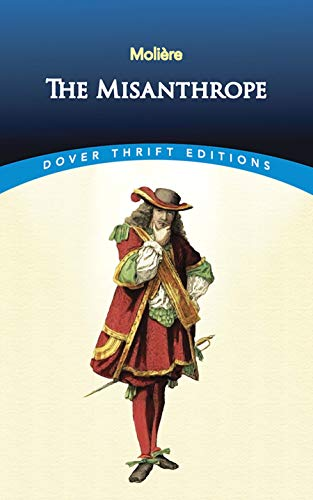 The Misanthrope (Dover Thrift Editions)