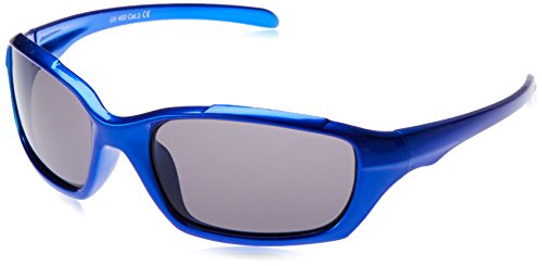 Dice Kinder Sonnenbrille, shiny alum royal blue, D03210-4