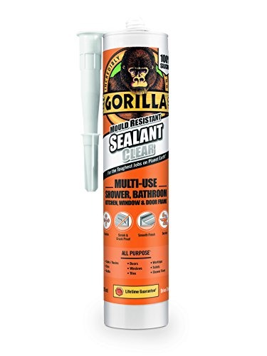 GORILLA GLUE 1144100 Sealant Clear 295ml