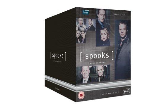Spooks: Complete BBC Series 1-6 [DVD]