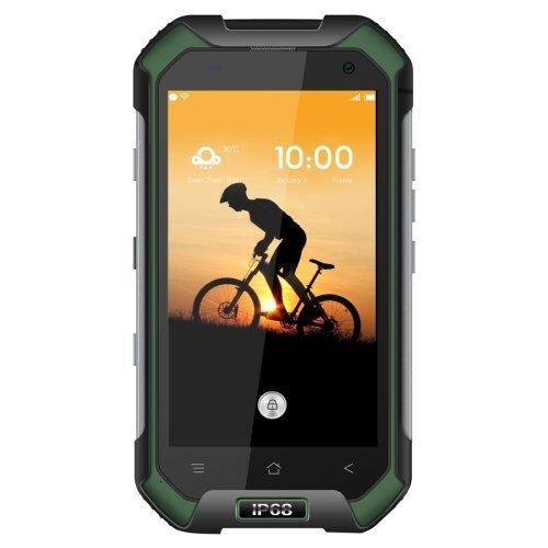 Blackview BV6000 4.7インチAndroid 6.0スマートフォン、MT6755オクタコア2.0GHz、3GB RAM + 32GB ROM GSM&WCDMA&FDD-LTE (緑)