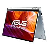 ASUS Chromebook Flip Z3400FT-AJ0111 - Ordenador portátil de 14' FullHD (Intel Core M3-8100Y, 8 GB RAM, 64 GB EMMC, Intel UHD Graphics 615, Chrome OS) Plata - Teclado QWERTY Español