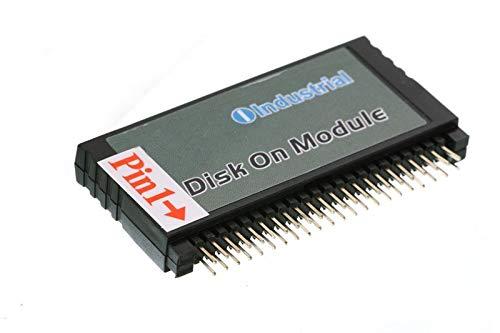 iABC 44-Pin IDE PATA SLC 1 GB Dom SSD Disk On Modul für Netzwerk-PC/Gaming