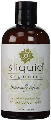 Sliquid Organics Natural Silk Gleitgel 255ml