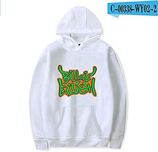 36 stytles hot American singer Coat Tops Billie Eilish loose thin coat hoody printed hoodies men/women Sweater boy/girl teenager clothing fleeces