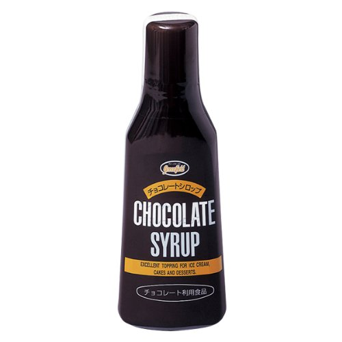 グリーンフィールド チョコレートシロップ 395g【常温】【UCCグループの業務用食材 個人購入可】【プロ仕様】