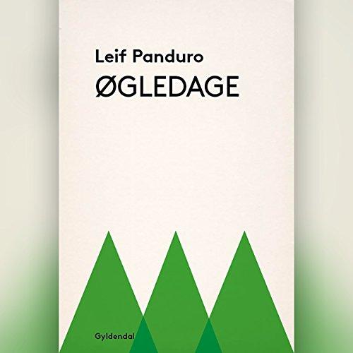 Øgledage audiobook cover art