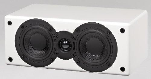 Scansonic S6 Center-Lautsprecher weiß