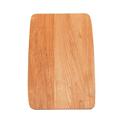 Blanco 440230 Wood Cutting Board (Diamond Super Single Bowl) Accessory, Stainless Steel