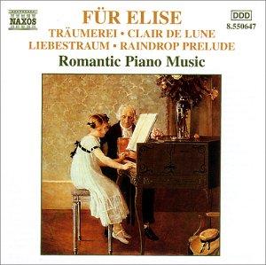 Klavier Romantische Klaviermusik (für Elise)