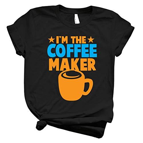 I M The Coffee Maker 54 Men Shirts - Best Women T Shirt - Customize Tee for Women - Hot Tee for Kids