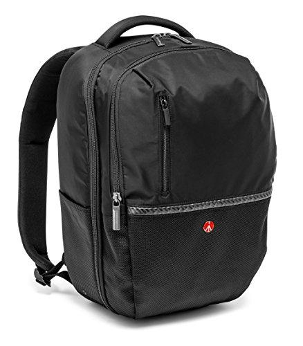 Manfrotto MB MA-BP-GPL Gearpack Zaino Grande per Reflex ed Obbiettivi, Nero/Antracite