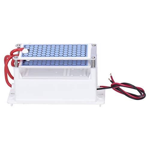 Jeanoko Máquina de ozono industrial Generador de ozono portátil aire para refrigeradores para lavavajillas (AC220V)