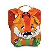 Fabrizio Kinder Rucksack Sweet Fuchs Orange 27 x 23 x 10 cm