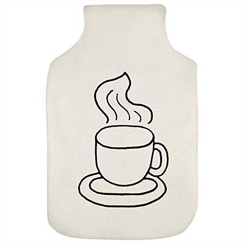 Azeeda 'Dampfender Kaffee' Wärmflaschenbezug (HW00004939)
