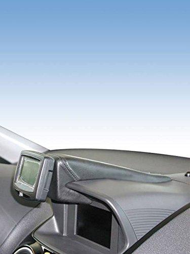 KUDA 294455 Halterung Kunstleder schwarz für Opel Corsa D ab 09/2006 bis 2014 (nur mit mittlerem Display)