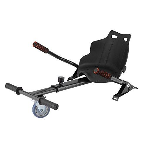 hoverk hoverboard kart Asiento para roller Patinete Self Balance Scooter S de scooter Hoverkart Silla regulable Asiento Kart Hover Seat Hover Kart hover seat Go Cart