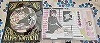 栗花落カナヲ 2020/5/19 バースデイ缶バッジ + 名場面ジオラマフィギュア 鬼滅の刃 バースデー 365 366日ステッカー 柄