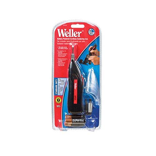 Weller Kit de soldadura de batería sin plomo-Mfg # BP650MP - Se vende como 2 unidades